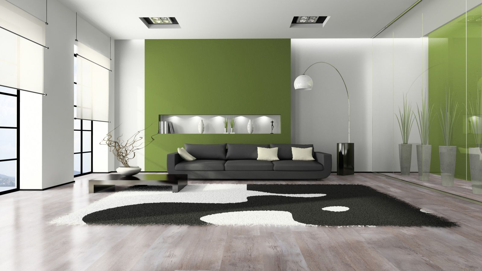 Pvc vloeren mflor mflorshop - Moderne betegelde vloer ...