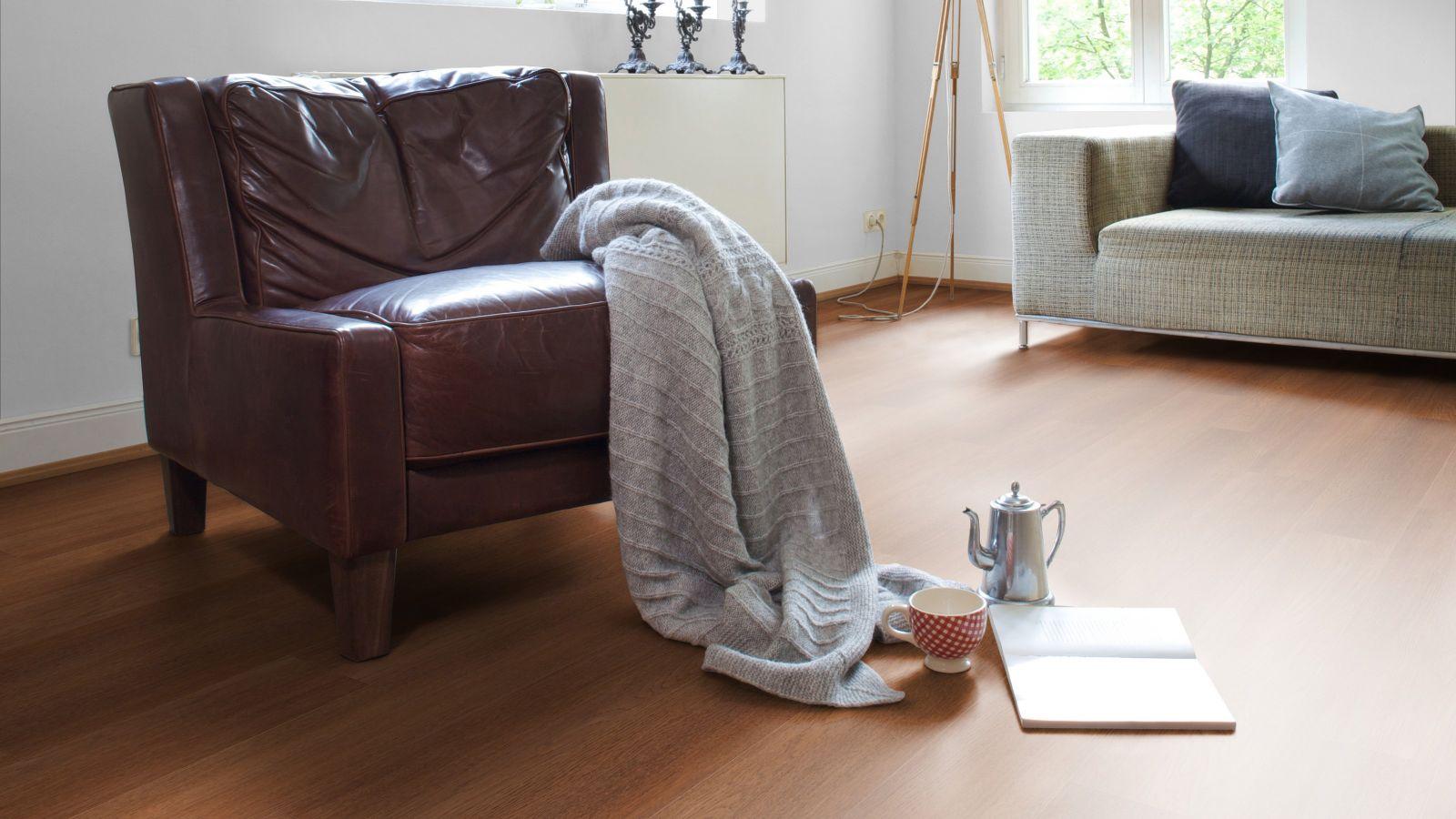 Houten vloeren zonder nadelen