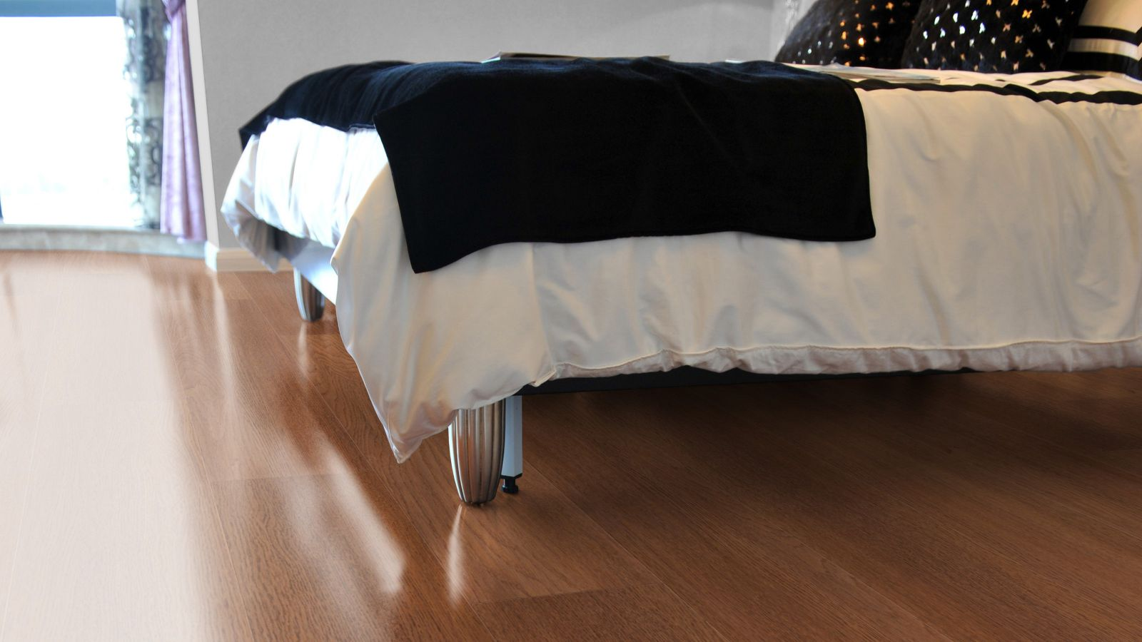 Vloer Slaapkamer Vloerverwarming : Alternatief linoleum vloer